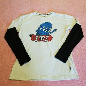 Shaun White Long Sleeved T-shirt XL